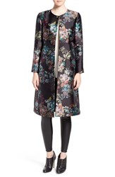 Ted Baker Women's London 'Antique Botanical' Floral Print Coat