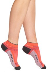 Women's Wigwam 'Ultra Cool Lite' Ankle Socks Pink Conch