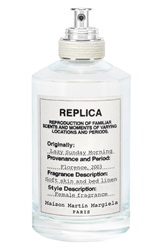 Maison Martin Margiela 'Replica Lazy Sunday Morning' Fragrance