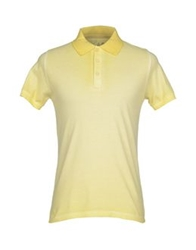Kaos Polo Shirts Yellow