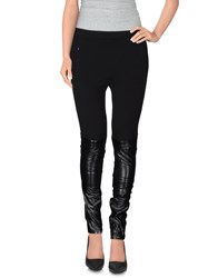 Pinko Black Trousers Leggings Women