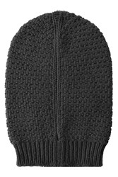 Rick Owens Virgin Wool Hat Black