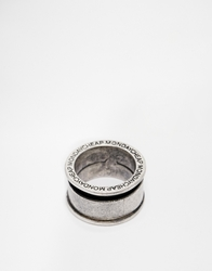 Cheap Monday Ny Ring Silver