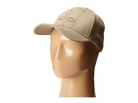 Prana Zion Ball Cap Dark Khaki Baseball Caps
