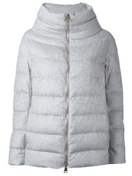 Herno Padded Coat Grey