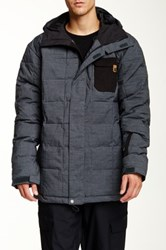 Quiksilver Hemlock Snow Jacket Black
