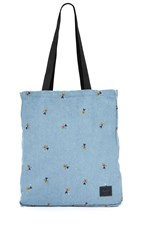 Herschel Disney Packable Travel Tote Denim