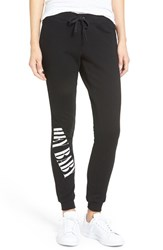 Pam And Gela Women's Betsee Cotton Jogger Pants