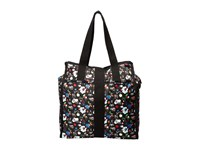 Le Sport Sac Large City Tote School S Out Tote Handbags Multi