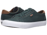 Vans Court Candl Green Gables True White 2 Men's Skate Shoes