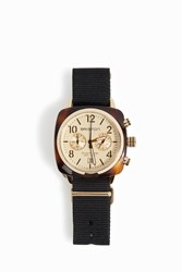 Briston Watches Classic Chrono Watch Black