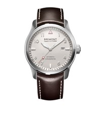 Bremont Solo Quartz Watch Unisex White