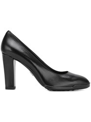 Tod's High Heel Pumps Black