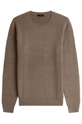 Iro Knit Pullover Brown