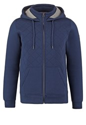 Teddy Smith Gallon Tracksuit Top Dark Blue