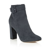 Ravel Armstrong Ankle Boots Petrol