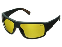 Zeal Optics Big Timber Forest Green Polarized Auto Lens Sport Sunglasses Black