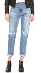 Ag Jeans The Phoebe High Waisted Jeans 17 Years Oasis