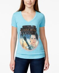 Juniors' Star Wars The Force Awakens Graphic T Shirt From Hybrid