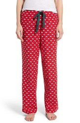 Vineyard Vines Women's Santa Whale Lounge Pants