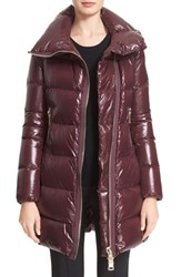 Moncler Women's 'Joinville' Water Resistant High Collar Down Puffer Coat