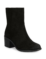 Easy Spirit Ilsa Suede Ankle Boots Black