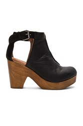 Free People Amber Orchard Clog Black