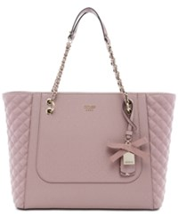 Guess Marian Medium Tote Blush