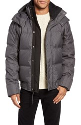 Andrew Marc New York Men's Coventry Quilted Down Bomber Jacket
