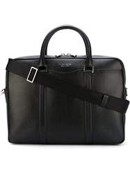 Boss Hugo Boss 'Signature Ns Zip' Briefcase Black