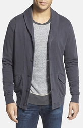 Jeremiah 'Reid' Shawl Collar Jacket Ultramarine