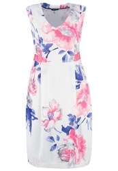 Joules Tom Joule Helena Summer Dress White
