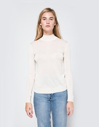 Objects Without Meaning Mock Neck L S Oat