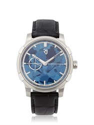 Romain Jerome 1969 Heavy Metal Blue Silicium Watch