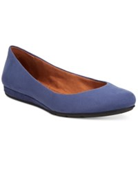 American Rag Ellie Flats Only At Macy's Women's Shoes Summer Blue