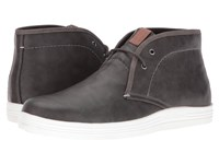 Ben Sherman Vance Grey Men's Lace Up Boots Gray