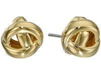 Kate Spade Dainty Sparklers Knot Studs Earrings Gold Earring