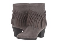 Sbicca Kathrin Grey Women's Boots Gray