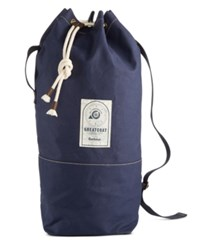 Barbour Men's Navy Duffle Bag