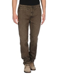 J Brand Casual Pants Dark Brown