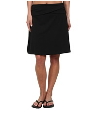 Mountain Hardwear Tonga Solid Skirt Black Women's Skirt