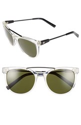 Electric Eyewear Women's Electric 'Bengal' 54Mm Sunglasses Crystal Black Grey