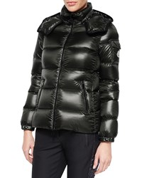 Moncler Berre Lightweight Hooded Puffer Coat Size 1 X Small Red