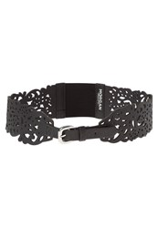 Morgan Stabe Waist Belt Noir Black