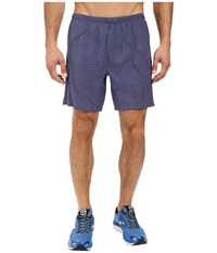 Brooks Sherpa 7 2 In 1 Shorts Coast Forge Men's Shorts Blue