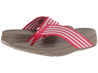 Fitflop Surfa Raspberry Clearwater Women's Sandals Red