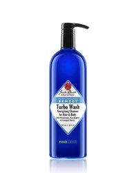 Turbo Wash Energizing Hair And Body Cleanser 33 Oz. Jack Black
