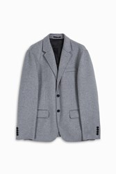 Joseph Men S Surrey Cashmere Blazer Boutique1 Grey
