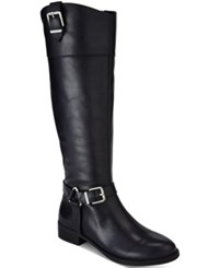 Inc International Concepts Women's Fedee Tall Boots Only At Macy's Women's Shoes Eclipse Blue