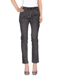 Individual Trousers Casual Trousers Women Grey